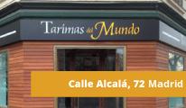 Tienda de tarimas en Madrid - c/ Alcalá