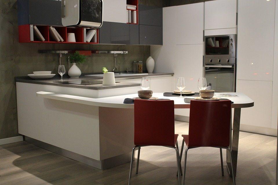 suelos de vinilo cocina