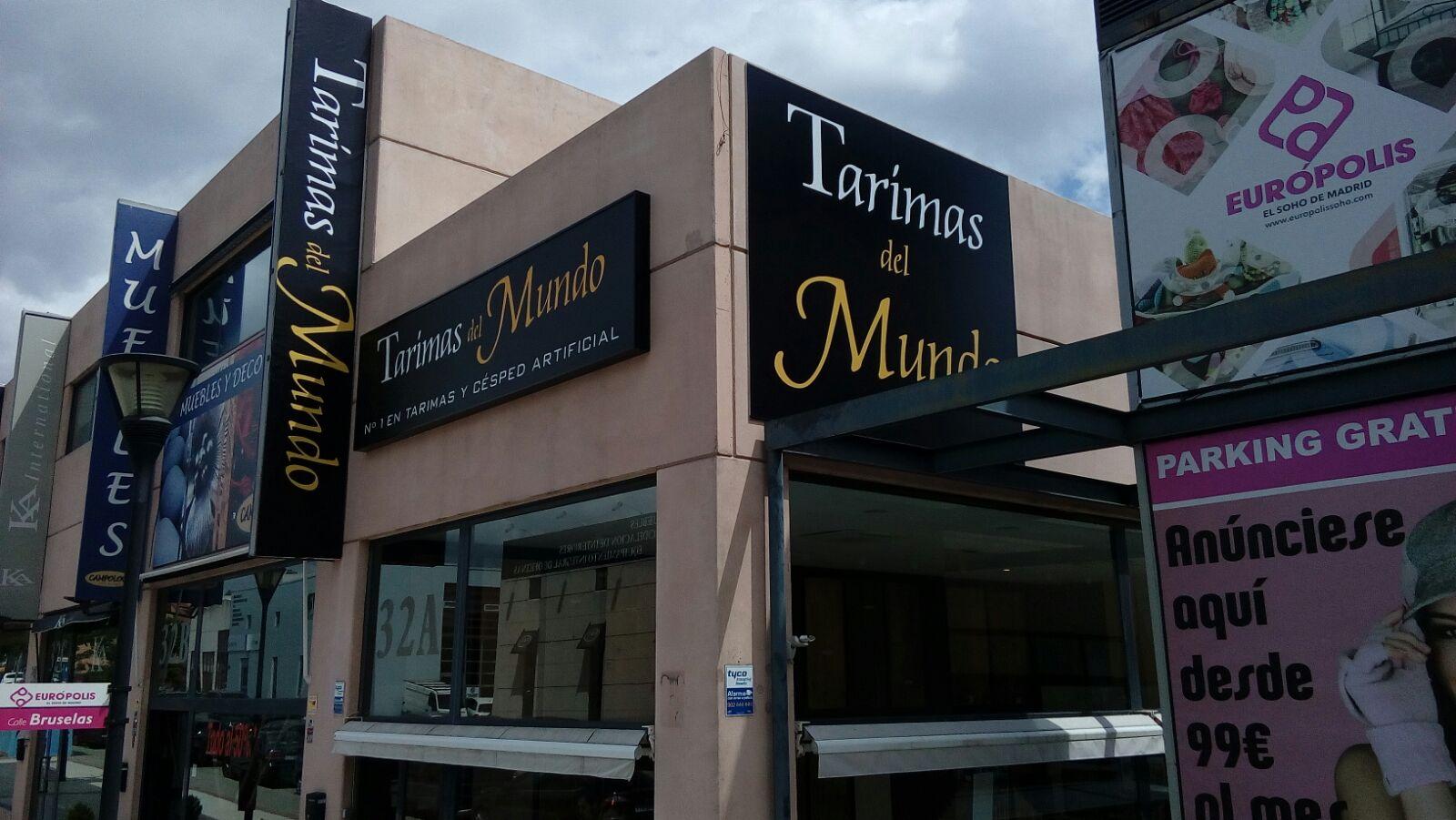 Tienda las rozas tienda de tarimas y parquet tarimas - Tarimas del mundo madrid ...