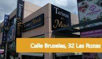 Tienda de tarimas en Las Rozas, Madrid - Calle Bruselas 32 Local A (EUROPOLIS)