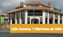 Tienda de tarimas en Villaviciosa de Odón, Madrid - Calle Azucena, 1