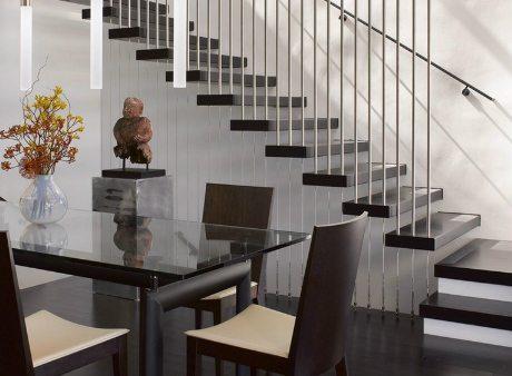 Instalacion de tarima madrid escalera