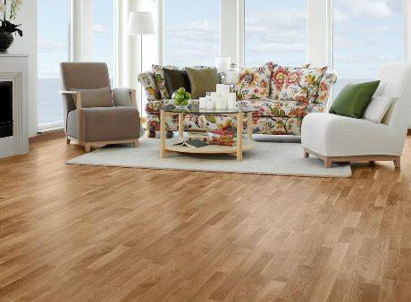 Instalación de tarimas de madera suelo