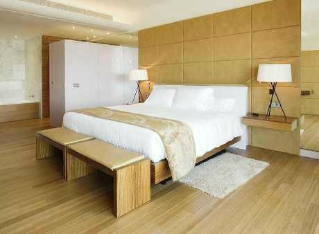instalacion tarima de madera dormitorio