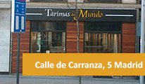 Tienda de tarimas en Madrid - Calle Carranza 5