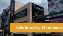 Tienda de tarimas en Las Rozas - Calle Bruselas 32