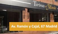 Tienda de tarimas en Madrid - Avenida Ramón y Cajal 67