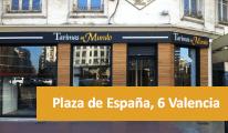 Tienda de tarimas en Valencia - Plaza de España, 6