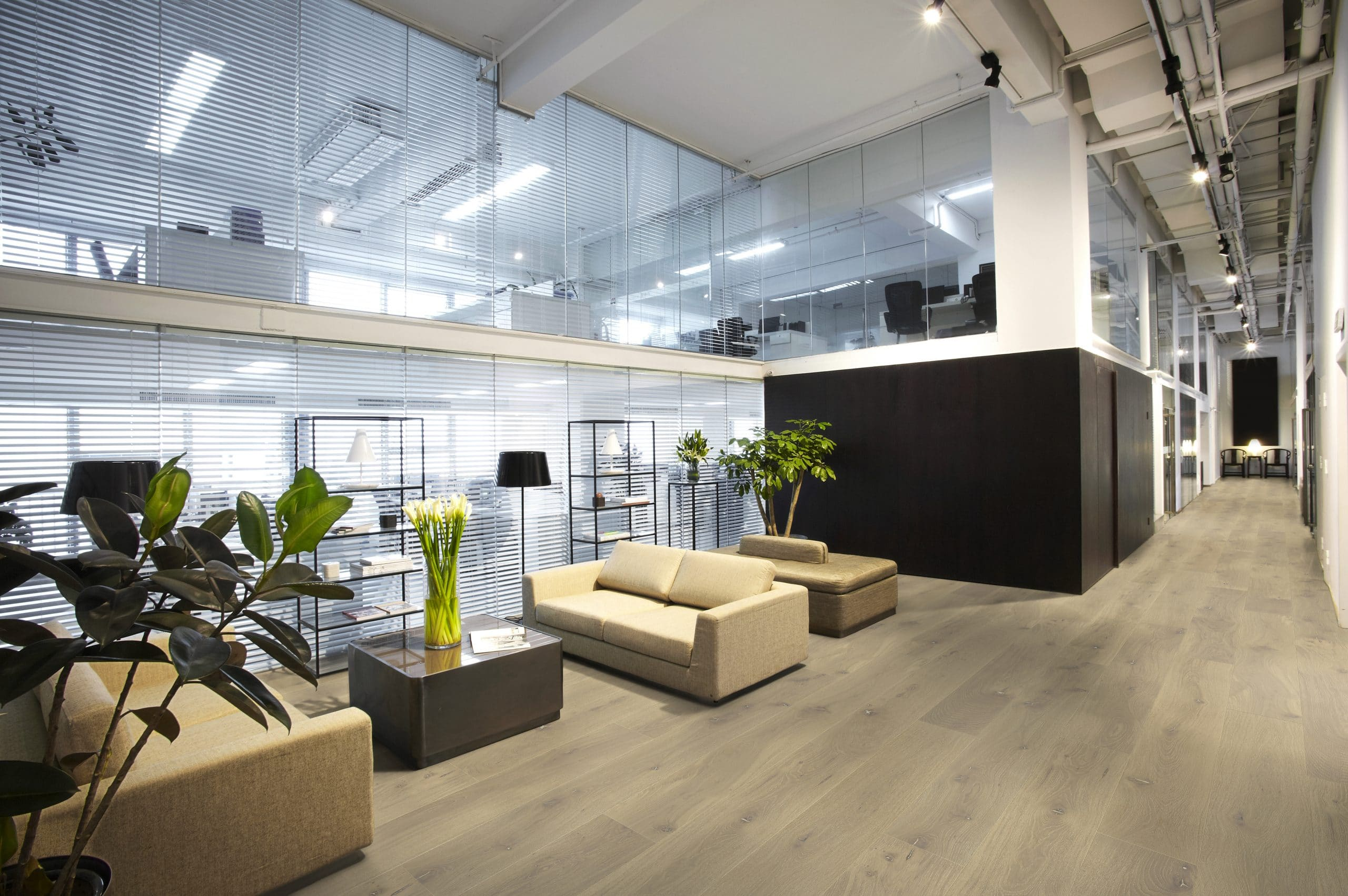 OAK ZINFADEL 7 Floor Art - Ambiente