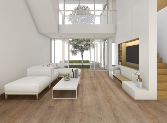 ROBLE FRANCIA Laminate TDM