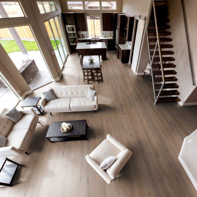 ROBLE FUSION 7 Floor Art - Ambiente